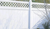 Vinyl Privacy Fence Panels Chesterfield