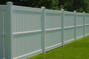 Vinyl Fence Diy Installation