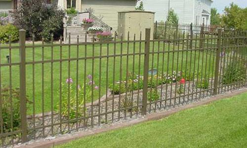Aluminum Fence Panels Jerith 100 Series