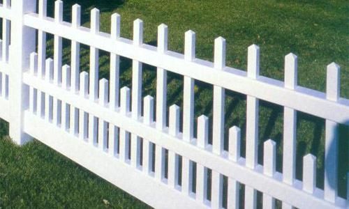 Vinyl Picket Fencing Pvc Fences