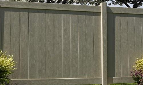 4' vinyl privacy fence panels 2