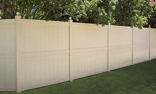 Privacy Vinyl Fencing