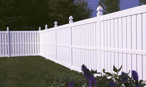 Privacy Vinyl Fence Panels