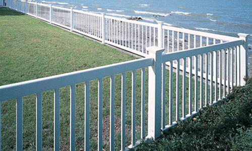Picket Vinyl Fence Panels Pvc Fencing