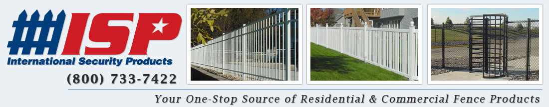 Aluminum Fences Turnstile Gates