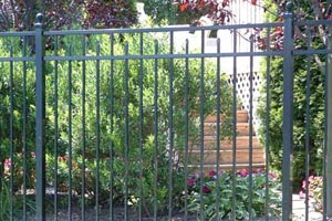 Ornamental Aluminum Fence Installatiion