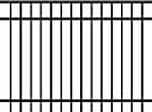 Aluminum Fences Jerith 202 Series