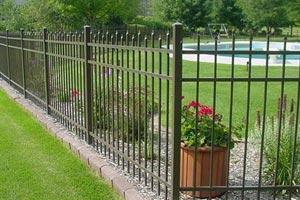 Aluminum Fence Cost