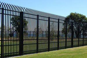 Security Steel Fences