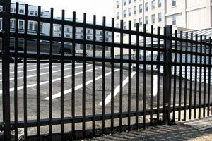Security Steel Fences