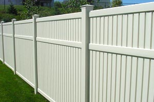 bufftech pvc fence supplier