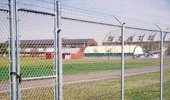 Equipment Yard Chainlink Fences