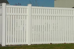 How Long Vinyl PVC Fences Last