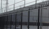 Industrial Steel Fencing