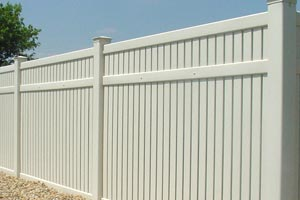 Vinyl Fence Pickets Posts Panels