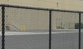 Storage Facility Chainlink Fencing