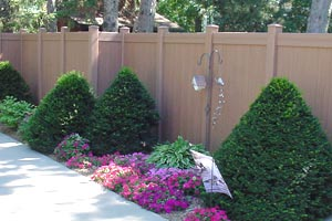 Vinyl Fence Color Options