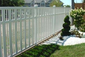 vinyl fence cost