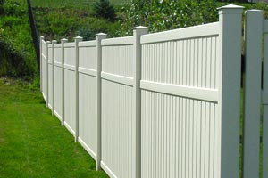 Vinyl Fence Diy Installation