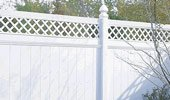Privacy Fence PVC Panels