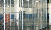 Warehouse Interior Cages Partitions