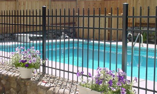 aluminum fence installation instructions
