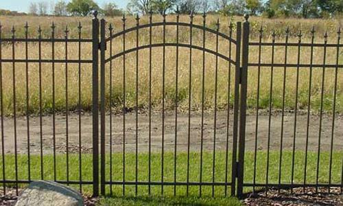Aluminum Fence Gates