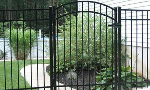 Aluminum Ornamental Fence Jerith Style 202