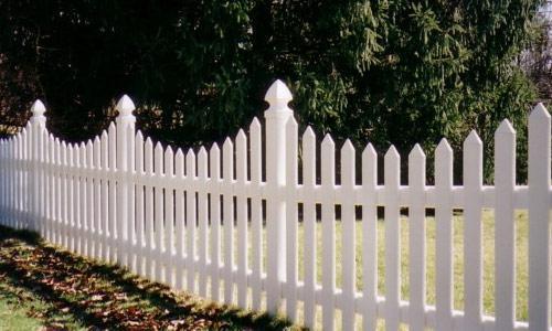 Picket Vinyl Fences